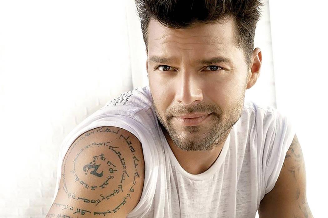 Ricky Martin. | Cortesía