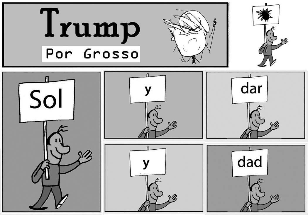 Tump. | Ilustración por Grosso