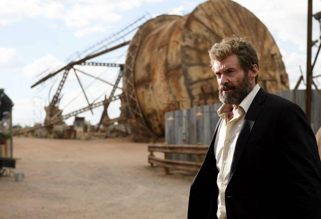 """Hugh Jackman en su papel de Wolverine, vestido de civil en la cinta """"Logan."""" (Twentieth Century Fox)."""