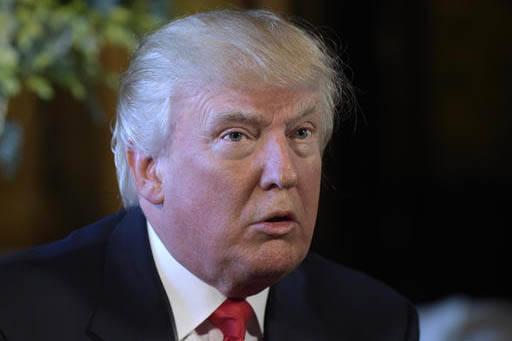 Presidente Donald Trump. (Archivo/AP Photo/Susan Walsh).