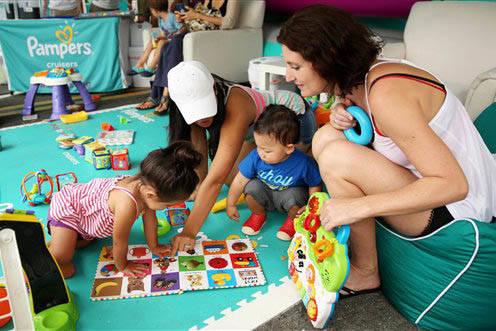 """El pasado 13 de marzo del 2017 fue dado a conocer que la Legislatura de Nevada evalúa ley para que edificios públicos tengan """"estaciones"""" para cambiar pañales a los bebés. Esta foto de archivo ..."""