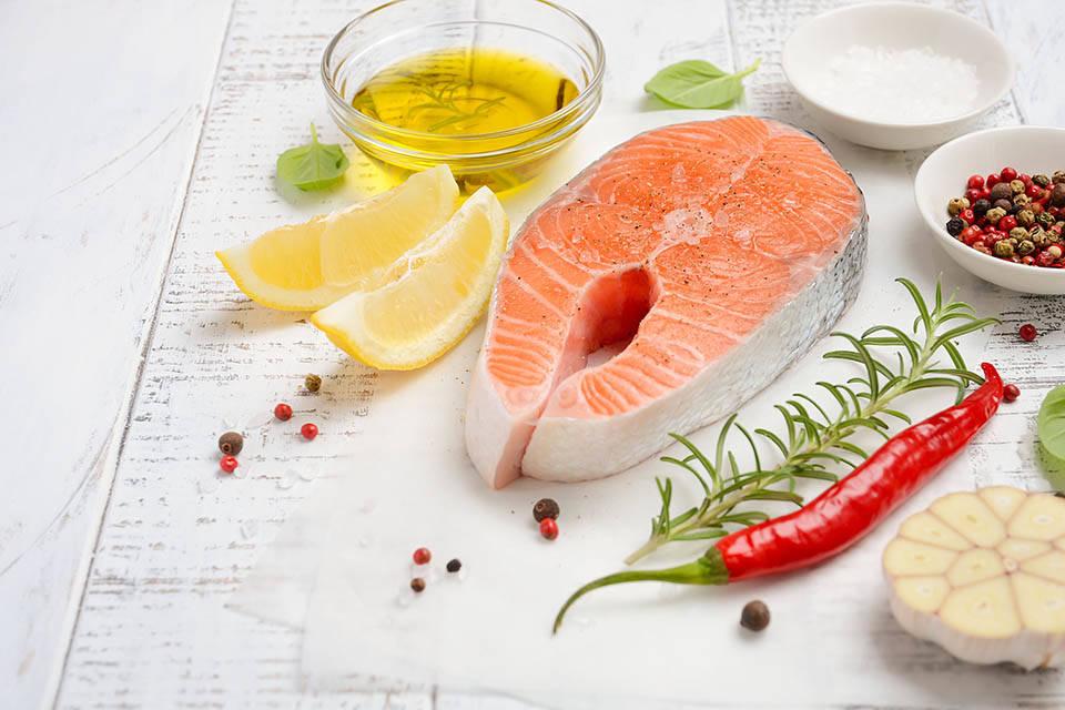 El pescado es un alimento saludable, muy nutritivo. (Agencias).