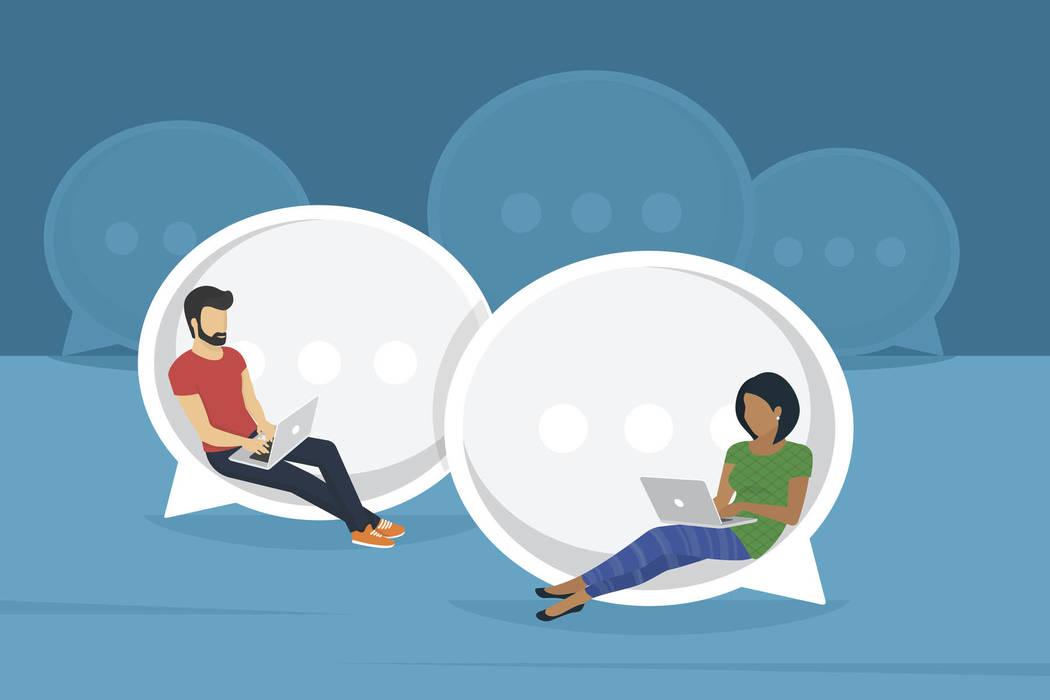 Al compartir noticias en internet es importante la fuente. Ahora una encuesta dice que también lo es la persona que las comparte. (Agencias).