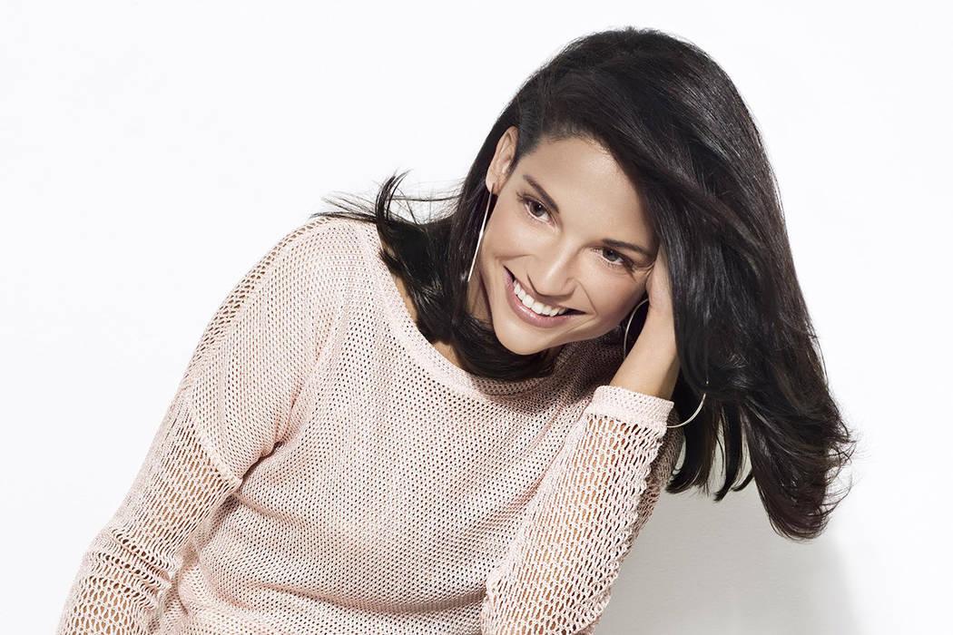 Natalia Jiménez. | Archivo