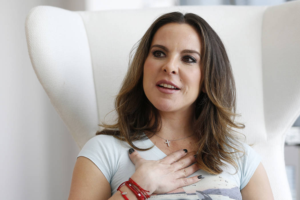 Kate del Castillo. | Foto AP/Wilfredo Lee