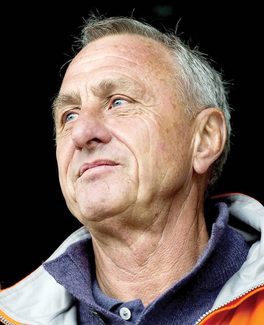 Johan Cruyff. | Agencia