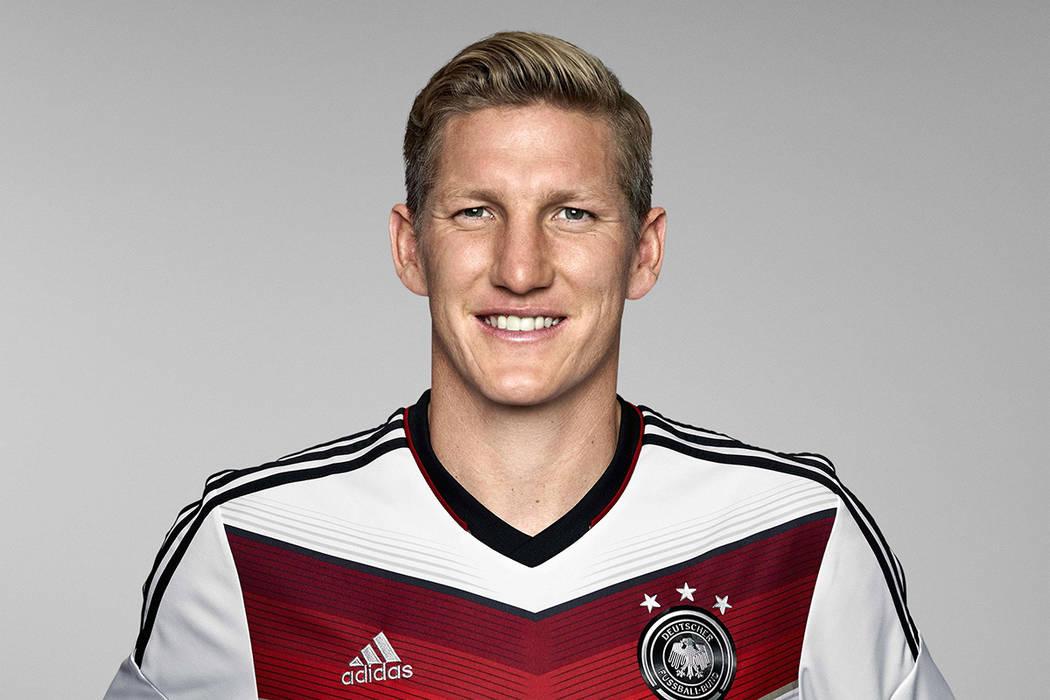 Bastian Schweinsteiger. | Agencia