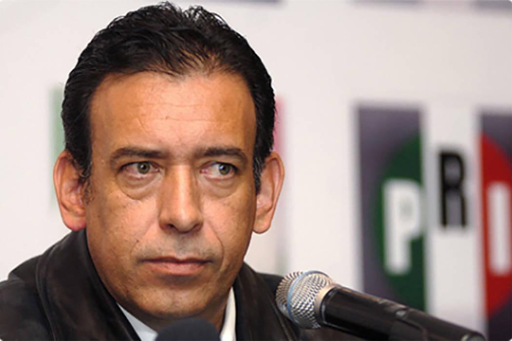 El ex gobernador Humberto Moreira Valdés, quien también fue líder nacional del PRI y ahora es candidato del Partido Joven a diputado local.   Agencia