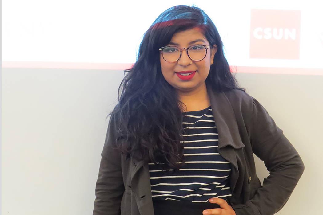 """""""Nosotros como estudiantes sabemos lo que necesitamos y lo que nos pasa, pero muchas veces no podemos compartir eso con nuestros maestros"""": Mariana Sarmiento, estudiante de UNLV. Viernes 31 de ..."""