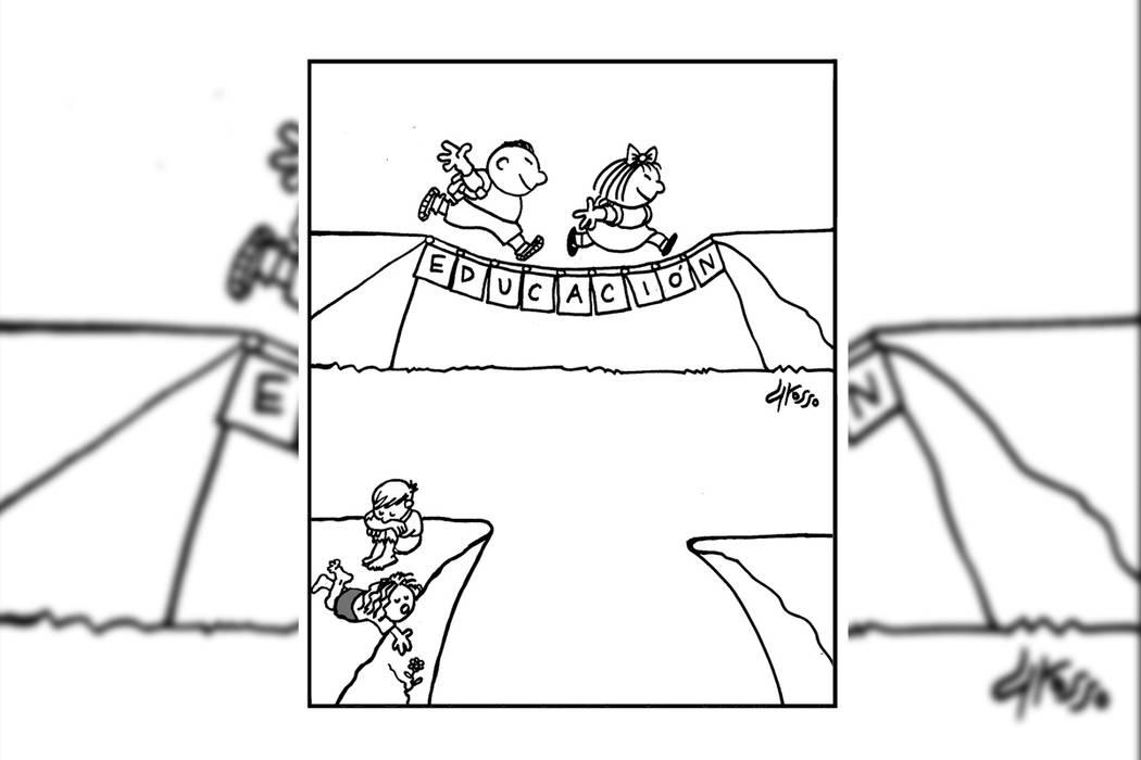 Diferencias. | Ilustración por Grosso/Especial para El Tiempo
