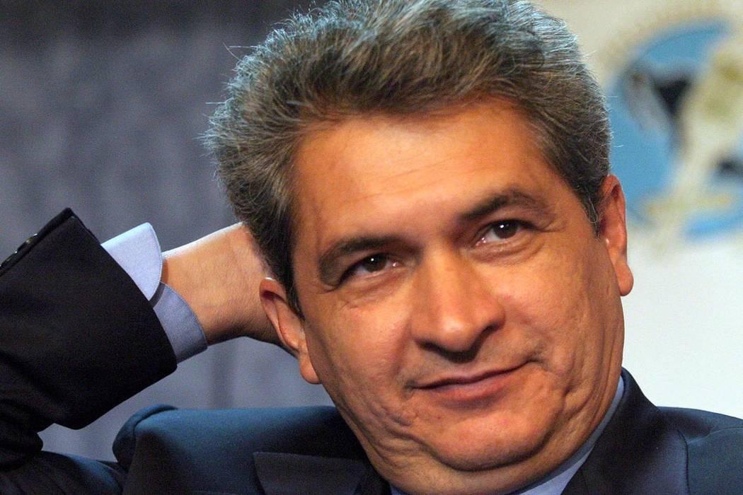 El exgobernador de Tamaulipas, Tomás Yarrington Ruvalcaba. | Agencia