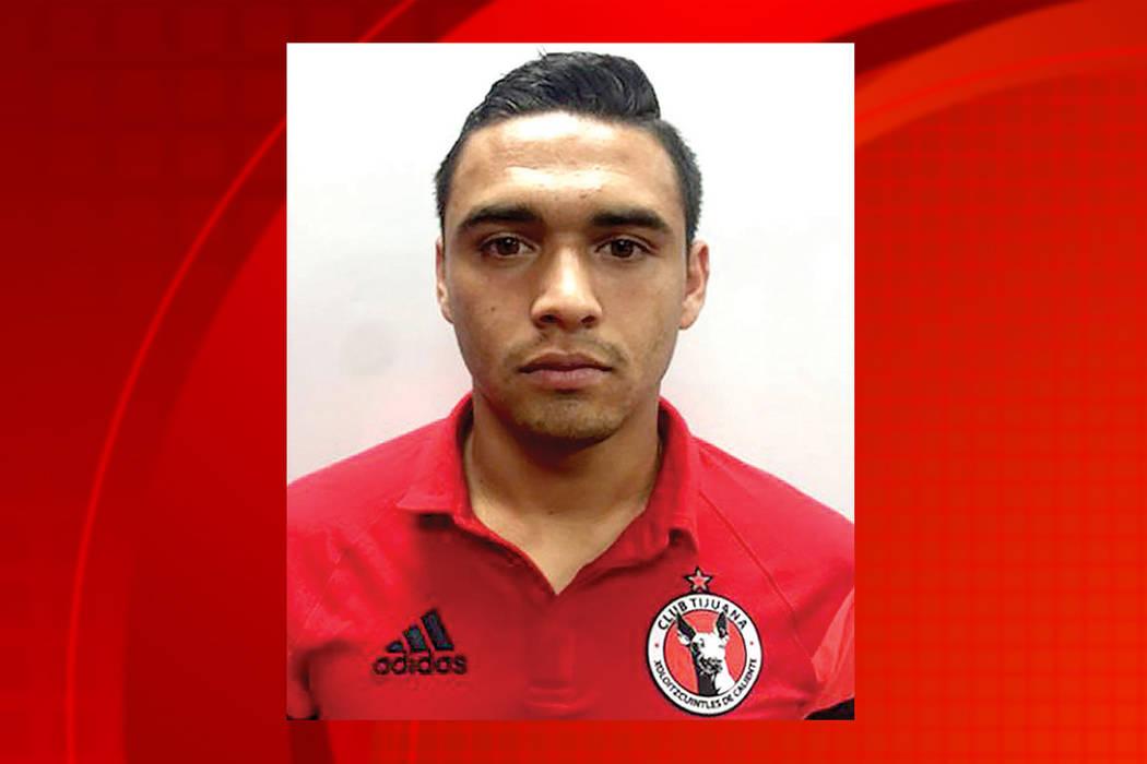 Daniel Gómez, de 21 años de edad, futbolista juvenil de los Xoloitzcuintles de Tijuana. | Cortesía