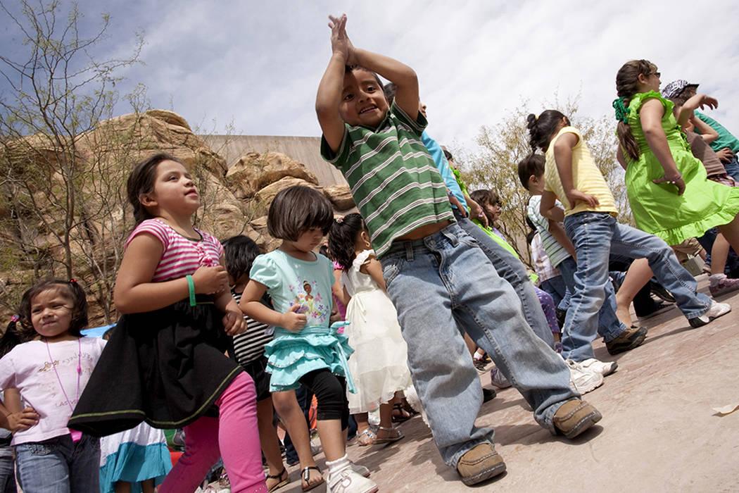 Eventos en conmemoración del Día del Niño en el valle de Las Vegas. | Foto Cortesía
