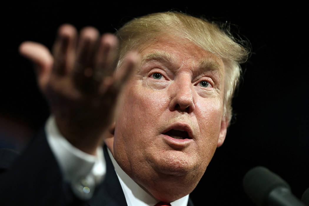ARCHIVO- Presidente Donald Trump. | AP Photo/Charlie Neibergall.