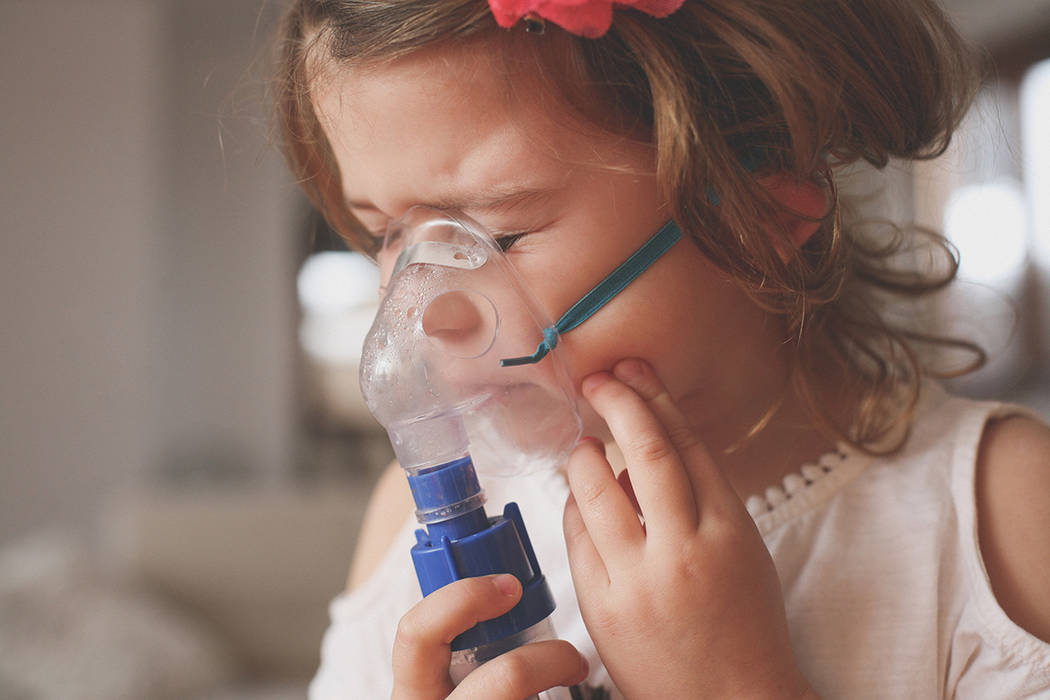- En Nevada casi el 40 por ciento de niños latinos sufren de asma y es la razón número uno por la cual no asisten a la escuela, según Chispa Nevada.