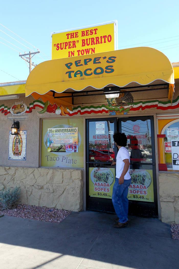 Pepe's Tacos, la surcursal del 1401 N. Decatur. | Foto El Tiempo/Valdemar González