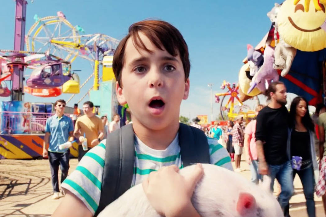 Diary of a Wimpy Kid: The Long Haul es una comedia dirigida por David Bowers.