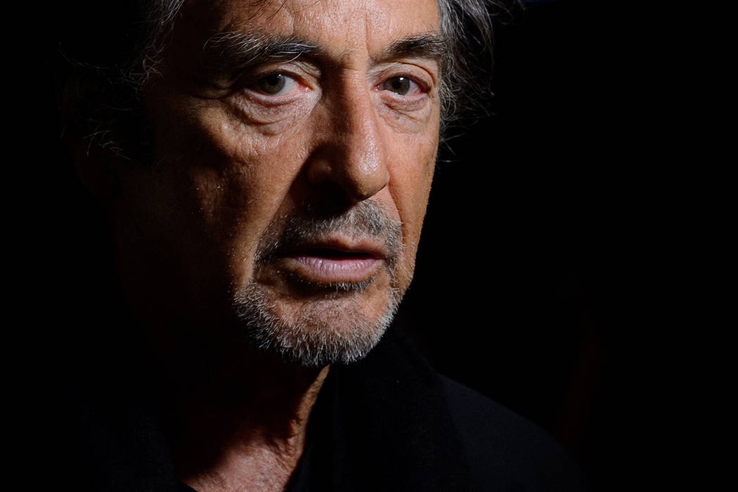 ARCHIVO - En esta foto de archivo del 18 de mayo de 2015, el actor estadounidense Al Pacino es visto en Londres. Los ganadores de este año del Kennedy Center incluyen músicos que abarcan género ...