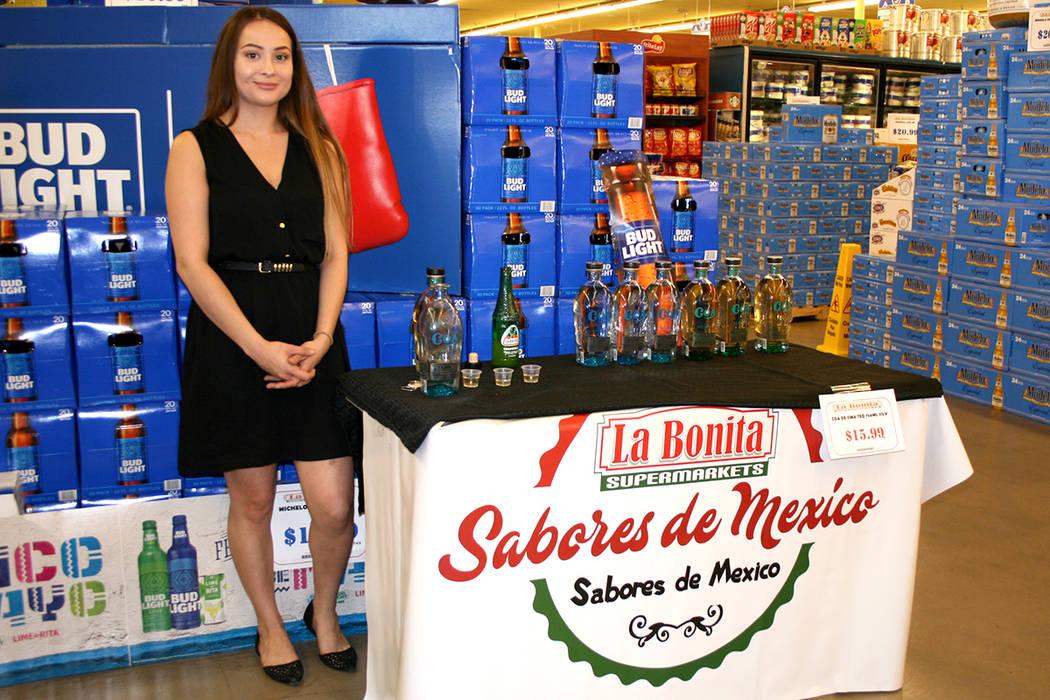 Uno de los puestos de pruebas en la tienda La Bonita # 6. | Foto El Tiempo/Valdemar González.