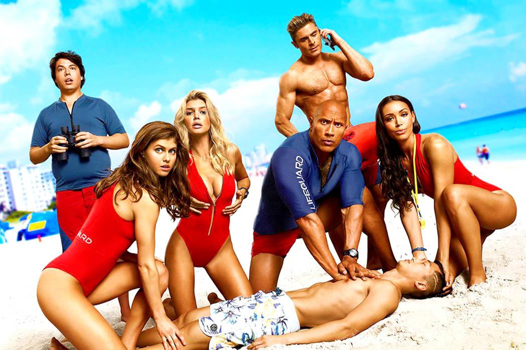 Adaptación cinematográfica de Los vigilantes de la playa, la popular serie de televisión de los 90, dirigida por Seth Gordon (Por la cara, Cómo acabar con tu jefe).