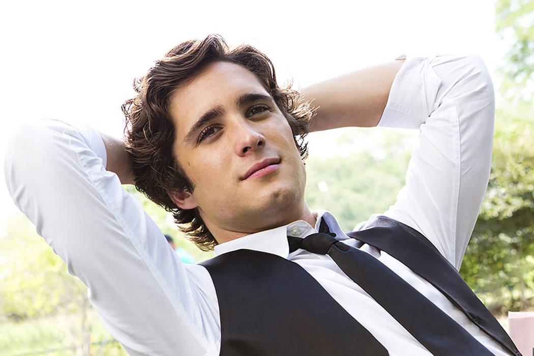Diego ha incursionado en la actuación estadounidense en inglés, con personajes en las series 90210 y Pretty Little Liars.