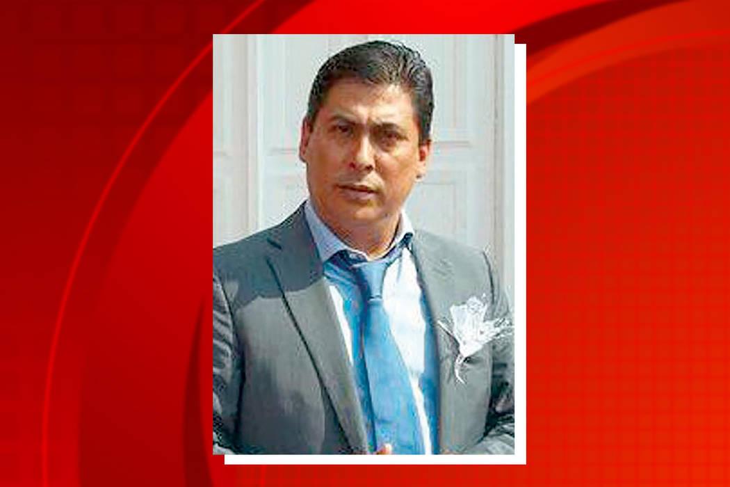 Salvador Adame Pardo. | Cortesía