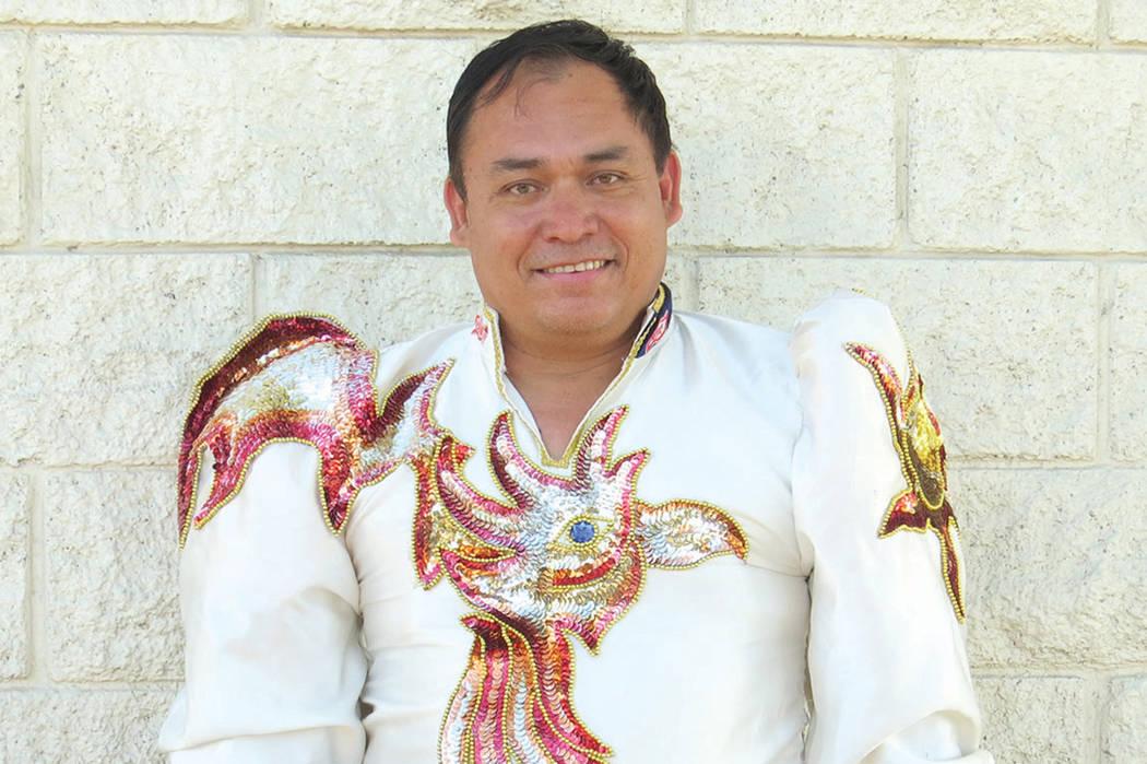 Sr. Freddy Chávez.   Foto El Tiempo
