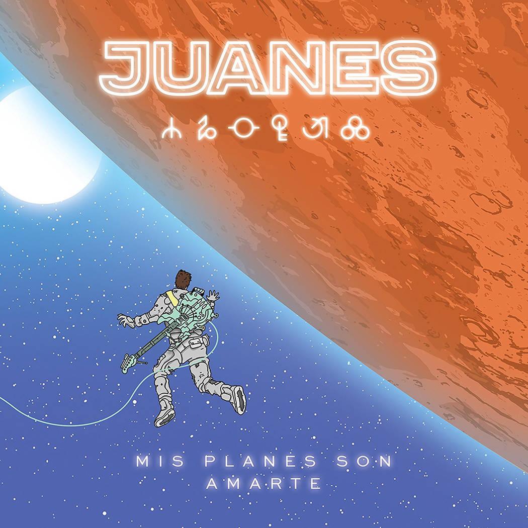 """""""Mis planes son amarte"""", el nuevo álbum del cantautor colombiano Juanes desde el lanzamiento del disco """"Loco de amor"""" en 2015, debutó hoy en la cabeza de la lista Top Latin Albums de Bil ..."""