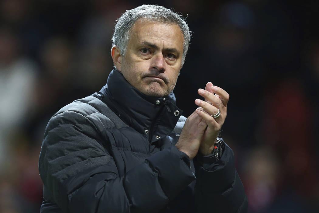 archivo- Mourinho jamás pensó que ganar la Liga Europa, con un triunfo 2-0 sobre Ajax, sería tan importante para él. | Foto AP/Dave Thompson