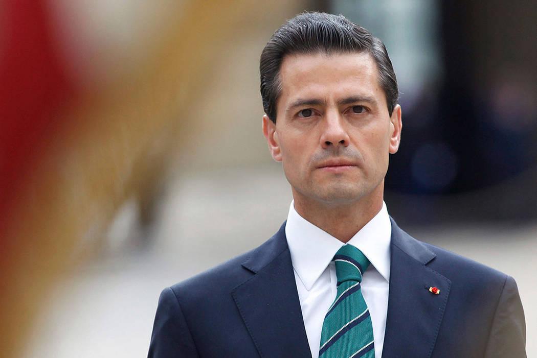 Enrique Peña Nieto, presidente de México. | Cortesía