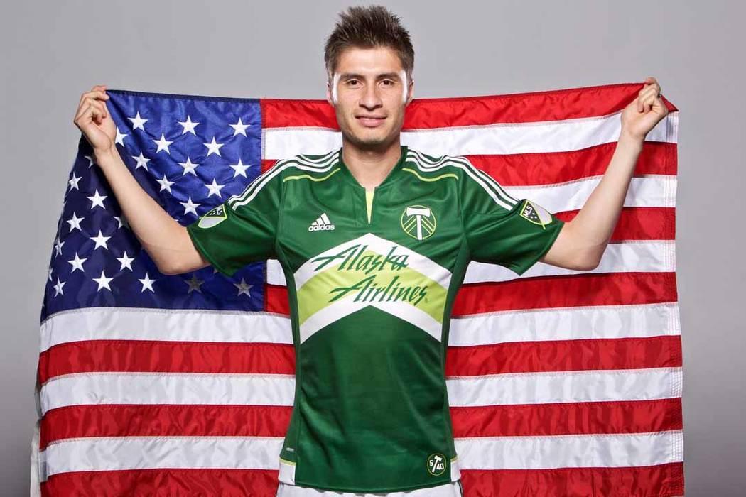 Jorge Villafaña. |Foto cortesía Portland Oregon/Craig MItchelldyer.