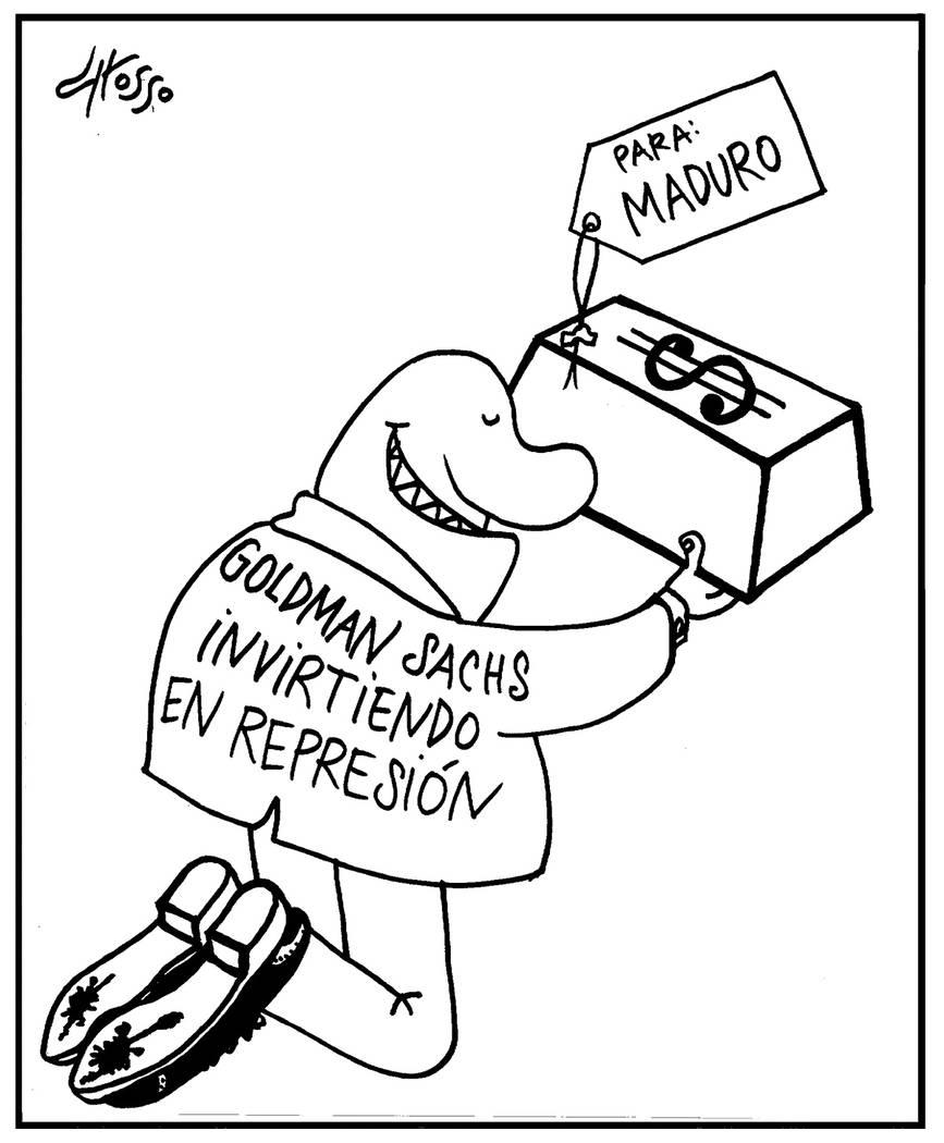 Banqueros al fin y al cabo. | Ilustración por Grosso/Especial para El Tiempo.