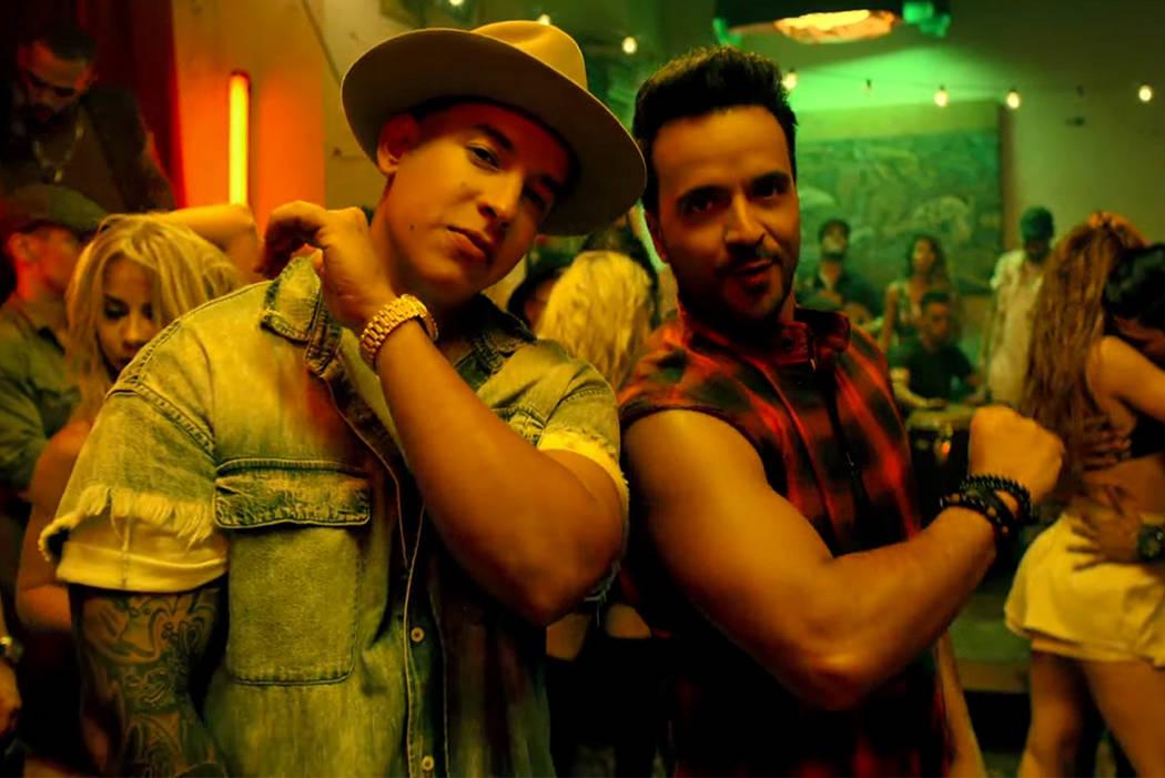 """Además de la lista Hot 100, la versión de """"Despacito"""" junto con Daddy Yankee y el canadiense Justin Bieber lidera una semana más las listas Digital Songs Sales, Streaming Songs y On-Demand  ..."""