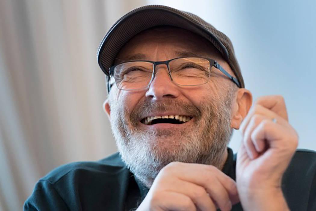 Phil Collins. | Cortesía
