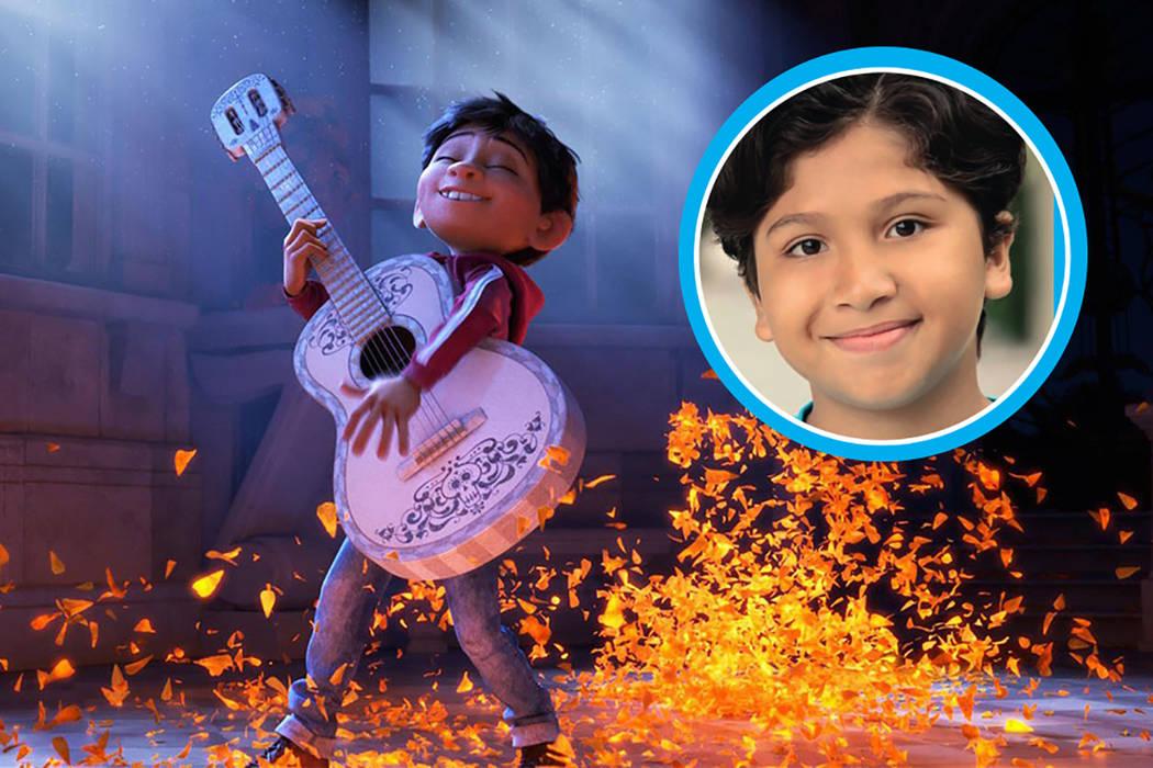 González dará vida a uno de los personajes del próximo estreno de Disney/Pixar. | Cortesía