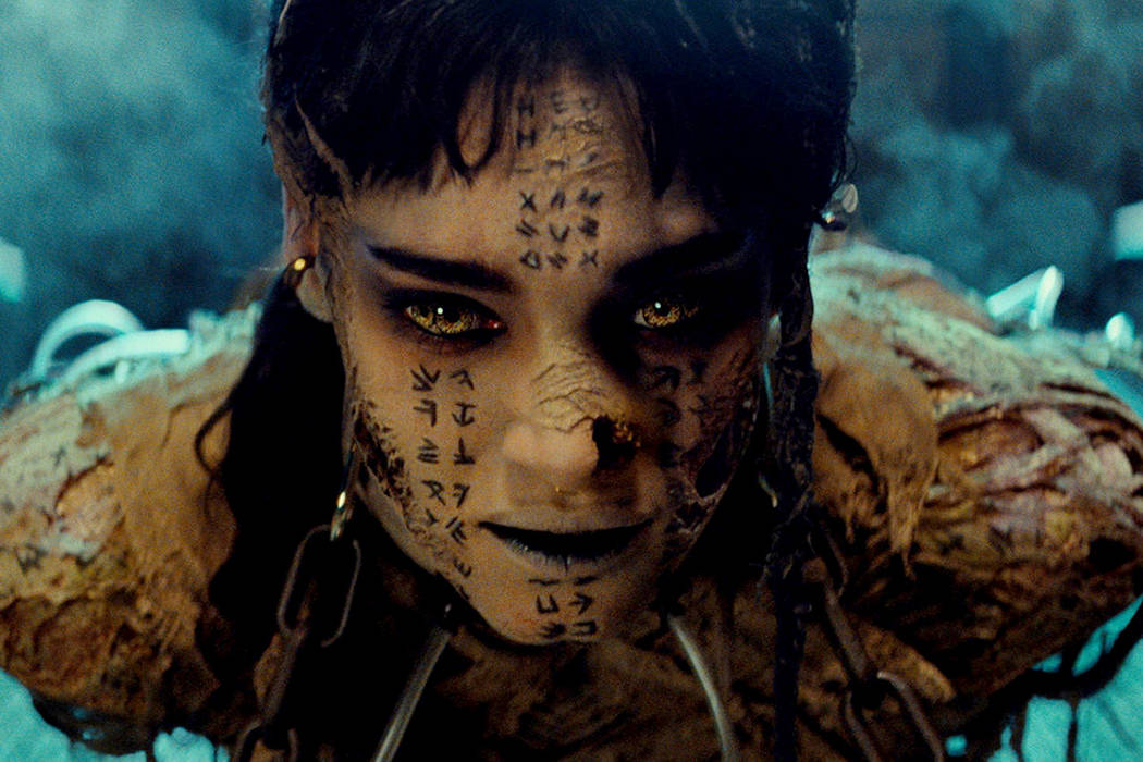 """Terror, intriga y aventuras es lo que propone el director Alex Kurtzman con """"The Mummy""""."""