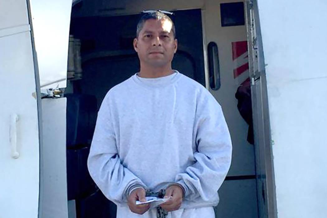 Grijalva Monroy había vivido en Florida por más de 20 años. La agencia dijo que él fue arrestado debido a la orden de deportación que tenía pendiente. | Cortesía
