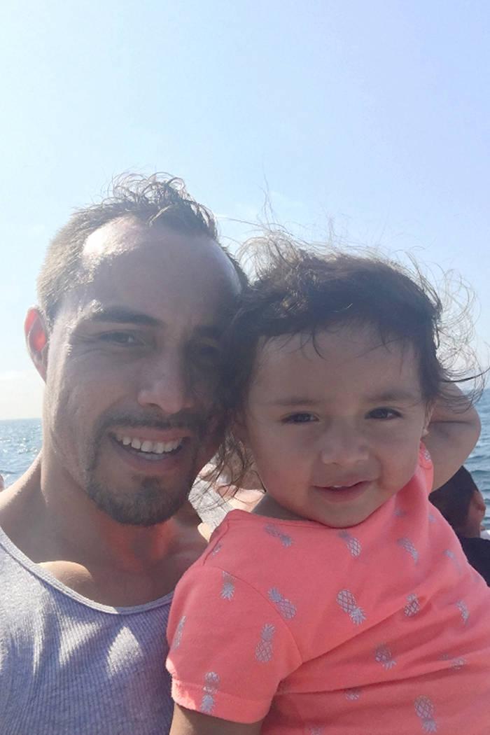 La prioridad de Eddie y Julissa es pasar tiempo juntos como padre e hija. Foto Cortesía.