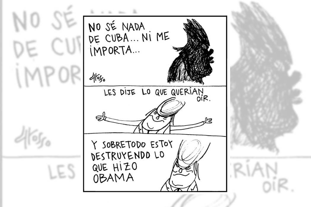 Politica charisma. | Ilustración por Grosso/Especial para El Tiempo.