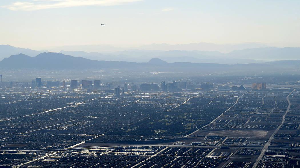 En el sur de Nevada se realizan aproximadamente 10 rescates por año. Sábado 17 de junio. | Foto Anthony Avellaneda/ El Tiempo.
