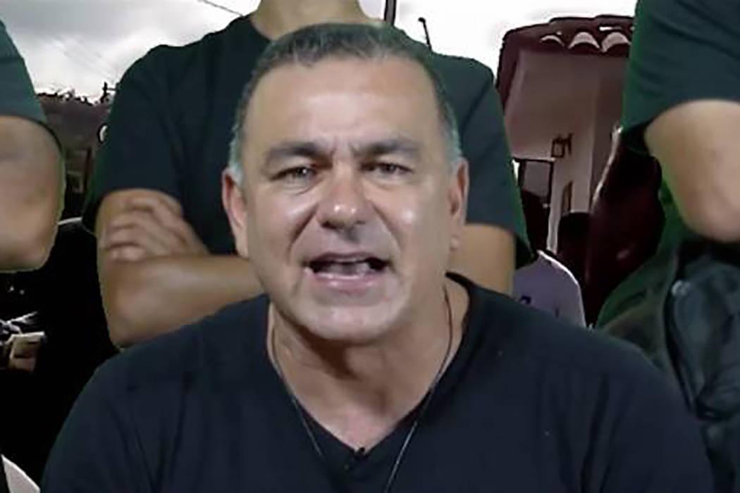 El empresario Carlos Mimenza, radicado en Playa del Carmen.   Cortesía