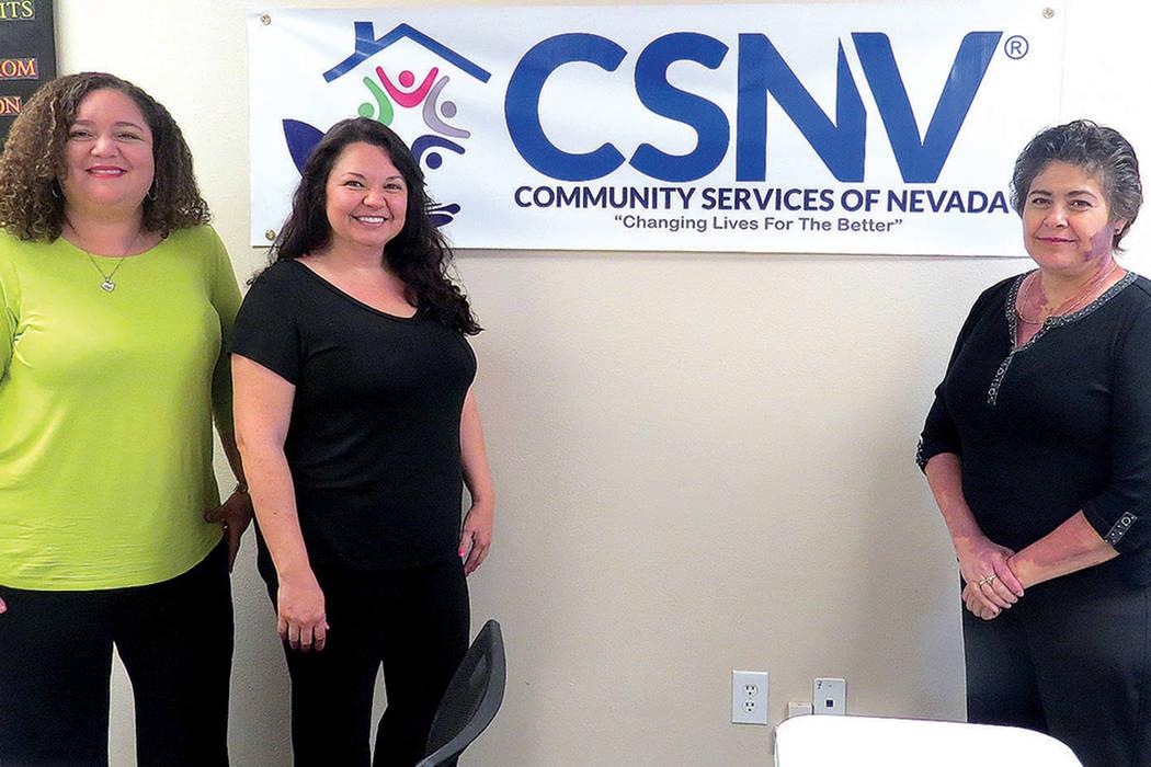 Uno de los principales servicios ofrecidos por CSNV es asesoría a dueños de casa y primeros compradores. Miércoles 5 de julio en Servicios Comunitarios de Nevada. | Foto Anthony Avellaneda/ El  ...