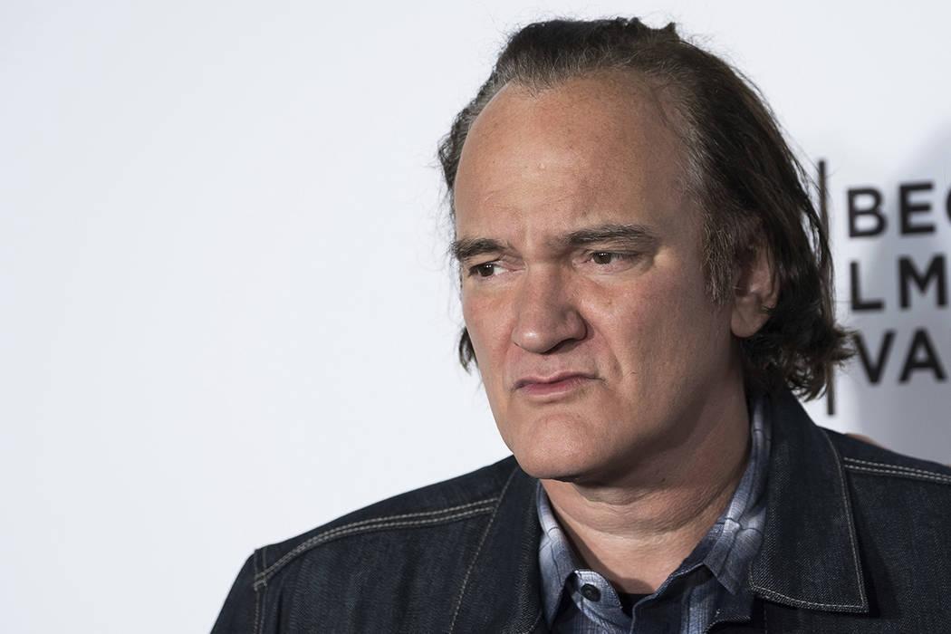 Quentin Tarantino. | Charles Sykes/Invision/AP.