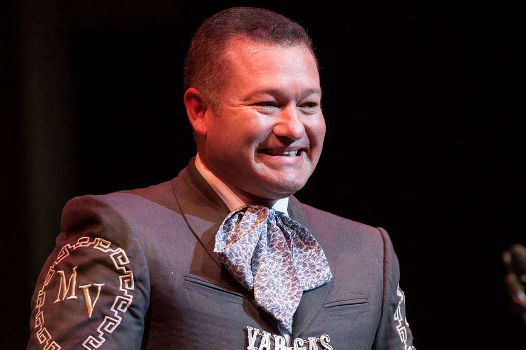 Pepe Martínez Jr, exintegrante del famoso Mariachi Vargas.   Cortesía