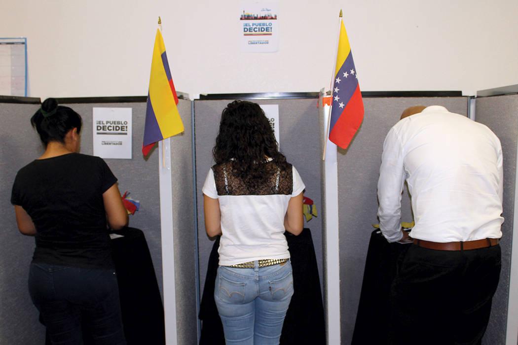 832 votos fue la participación oficial. | Foto Cristian De la Rosa / El Tiempo.