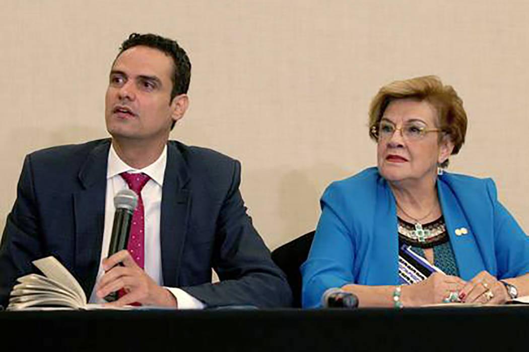 """""""Se trata de un avance sumamente significativo"""", dijo la relatora de la CIDH para México, Esmeralda Arosemena de Troitiño, en un comunicado emitido por este organismo dependiente de la Organ ..."""