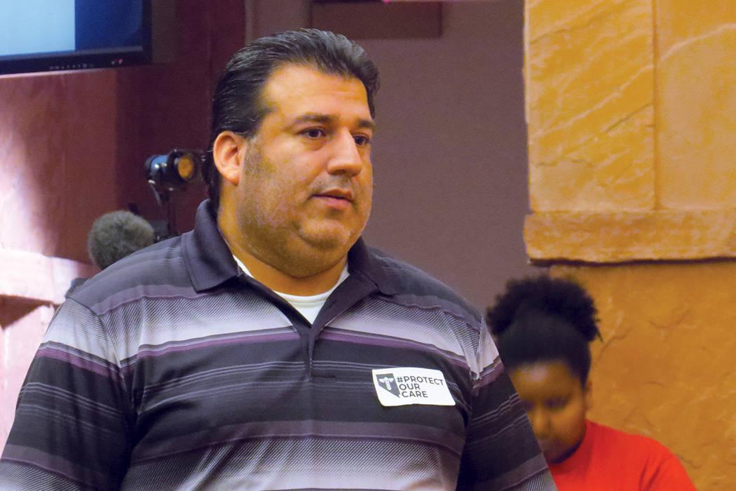 """""""Queremos que todos los partidos trabajen juntos para tener una nueva propuesta que mejore el sistema"""": Andrés Ramírez, director estatal de Alliance for Healthcare Security. Martes 18 de jul ..."""