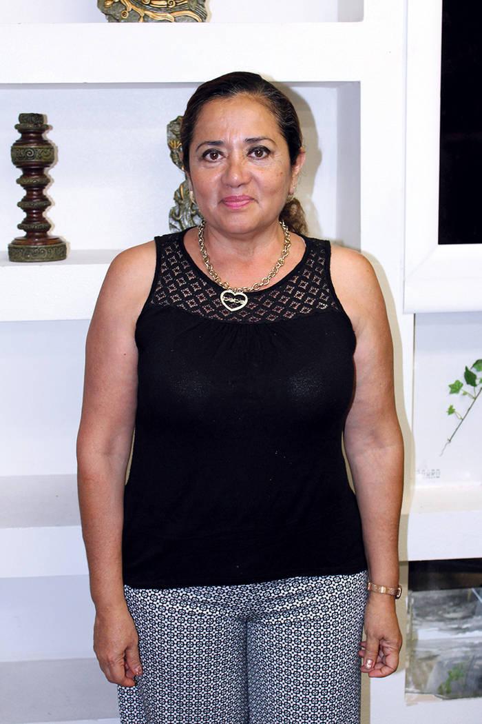 La directora de Casa Guerrero, Guadalupe Loyo, es un vínculo entre el estado y los guerrerenses en Las Vegas. | Cristian De la Rosa/El Tiempo.