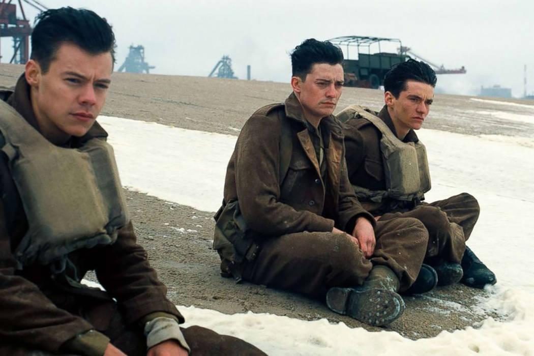 """""""Dunkirk"""" cuenta desde diferentes puntos de vista la denominada """"Operación Dinamo"""", el rescate de soldados belgas, franceses y británicos rodeados por el ejército nazi a finales de mayo ..."""