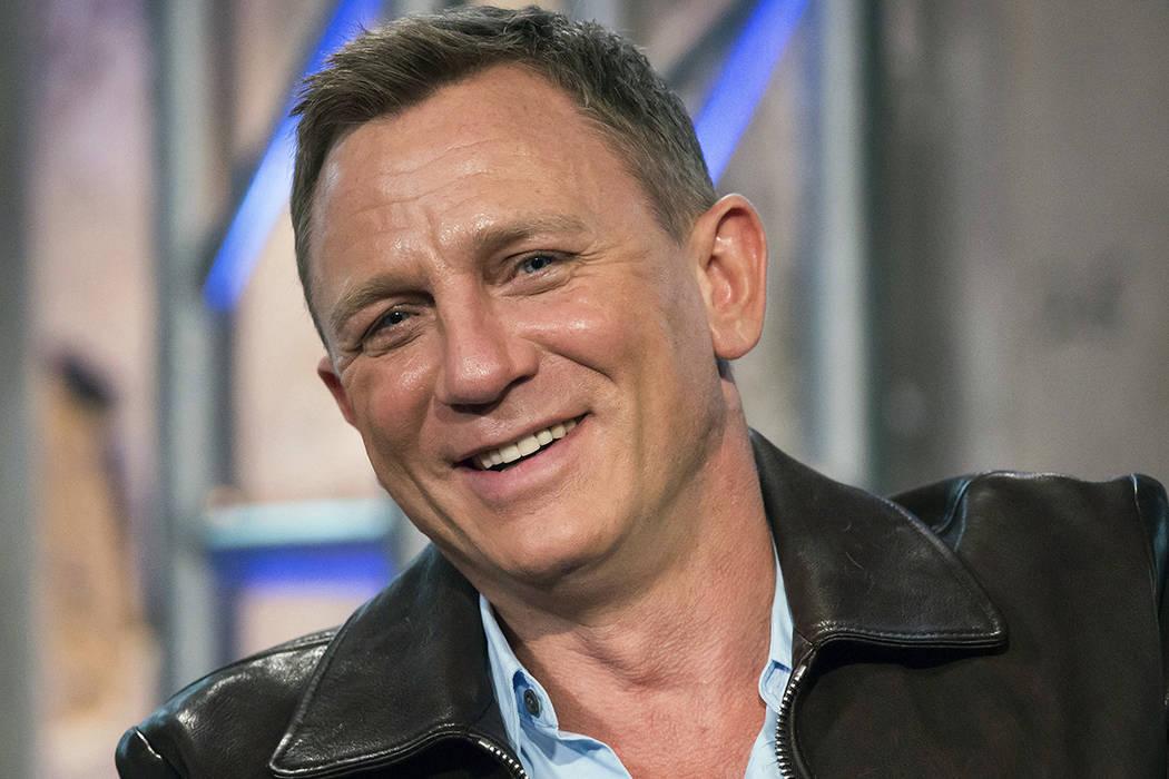 ARCHIVO- El actor Daniel Craig. | Charles Sykes/Invision/AP.